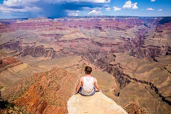 Ausflug in den Grand Canyon