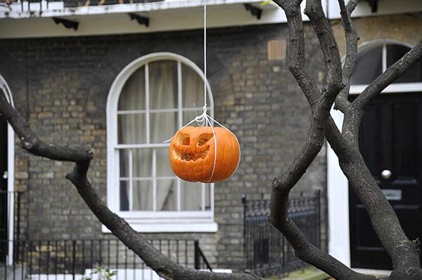 Los horrores de Halloween