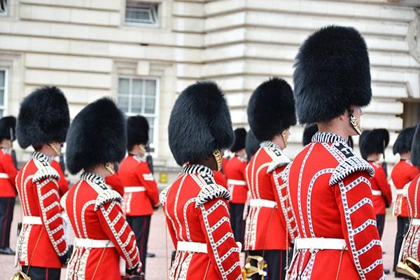 Royal Walking Tours