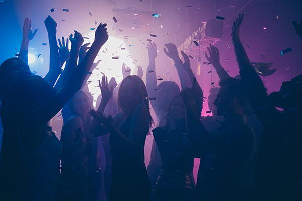 Dance the night way