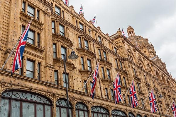 Best shopping in London for designer brands