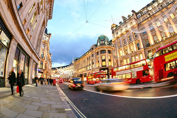 Best shopping in London for high-street fashion