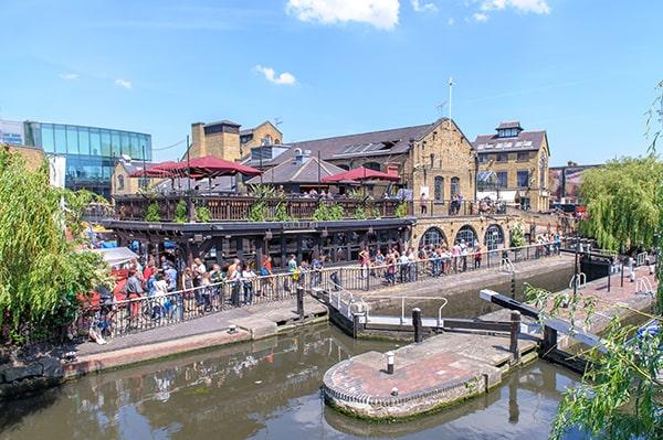 Best shopping in London for market goods