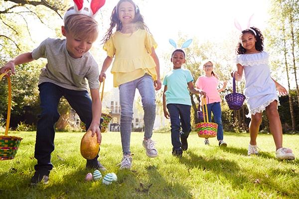 Disfrute de las celebraciones de Pascua