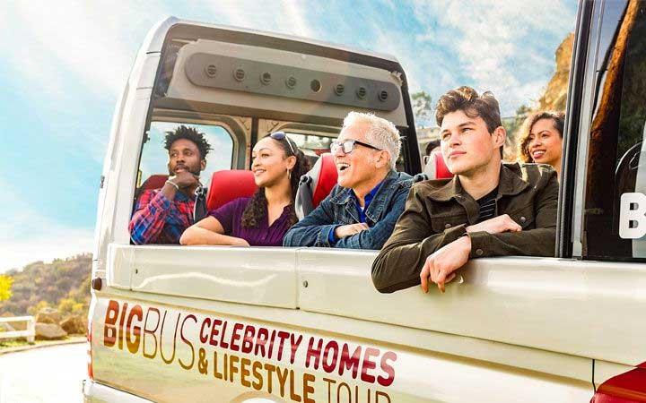 Celebrity Homes Tour