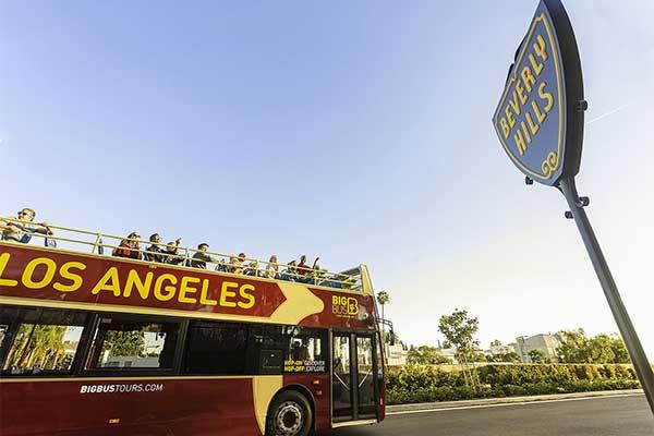 Hop on a Big Bus Tour