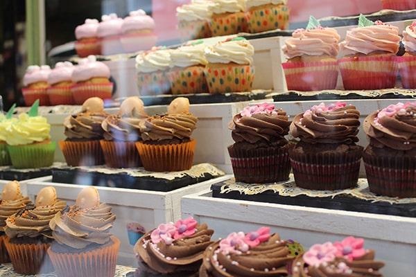 Cupcakes de Nueva York