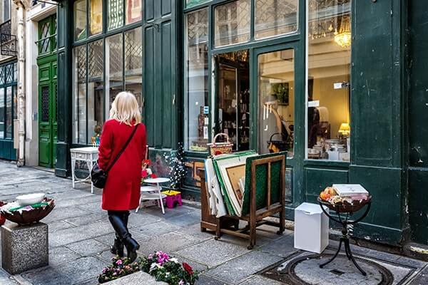 Shop til you drop at Le Marais