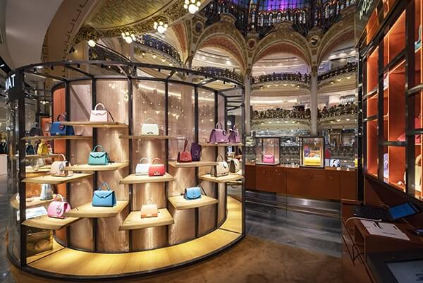 Best shopping in Paris for designer brands