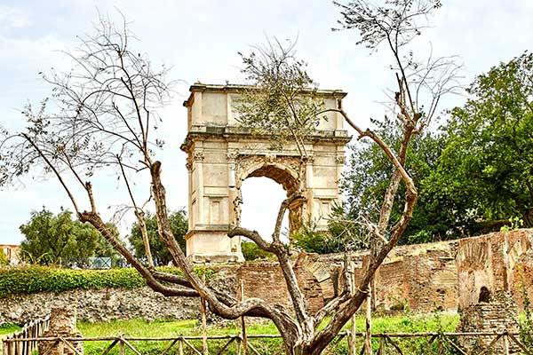 Romes Ancient Sites