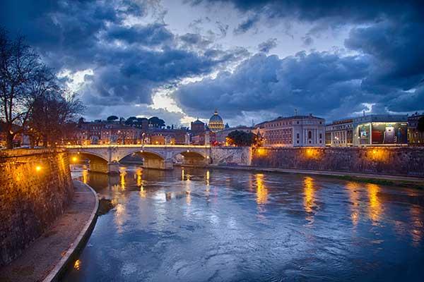 The River Tiber