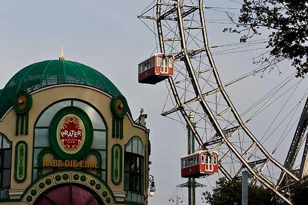The Wiener Riesenrad