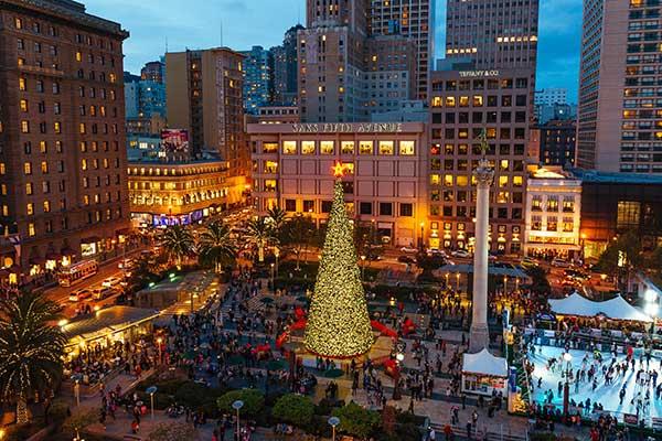 San Francisco Christmas Markets