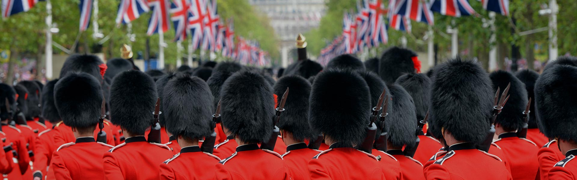 Welsh Guards in London
