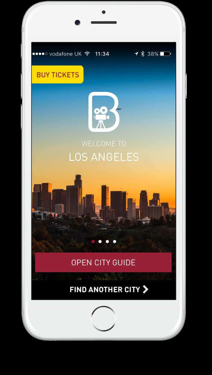 Los Angeles App