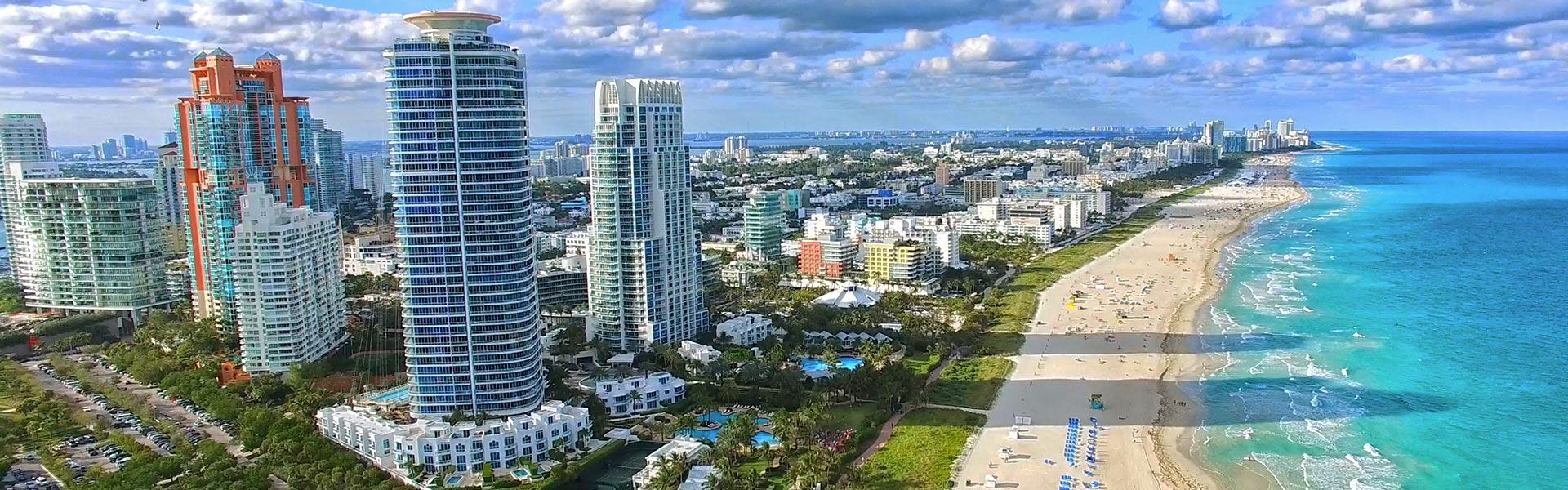 Bild von South Beach in Miami