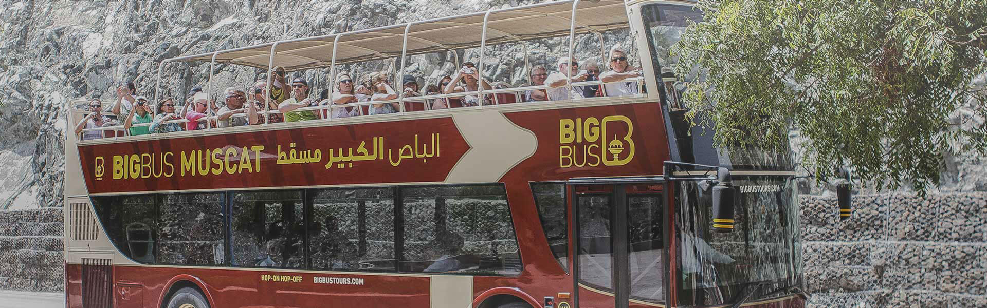 Big Bus Tour in Muscat