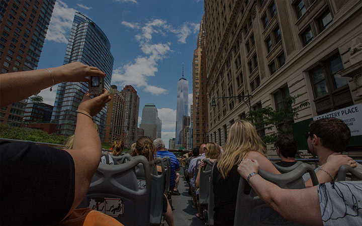 Big Bus New York tour video