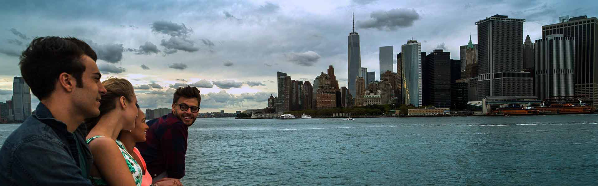People River Cruise Big Bus Tours New-York