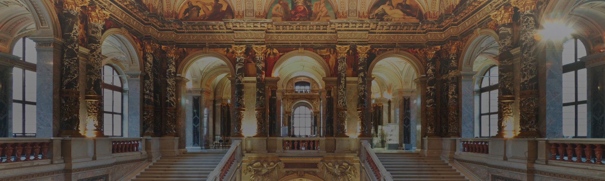 Innenansicht von Wiener Schloss